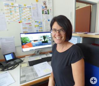 Frau Ferraro Sekretariat